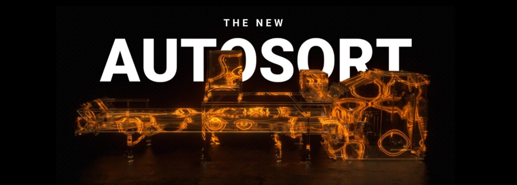 Discover New Autosort